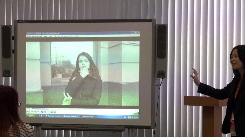 Создание атмосферы в аудитории способствующей более эффективному обучению студентов Симбо Томоко смотреть онлайн без регистрации