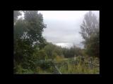 Весна Кладбище Тараканиха под 2013 Иеромонах Роман Белый храм над рекою 09-Отошли от меня до единого2012-03,04,05