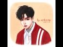 Red King Of Valentino - - weibo账号地底生物0 - Lay Yixing 张艺兴 레이 レイ อี้ชิง 張藝興