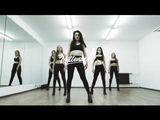MILLENIUM Киров / Beyonce - 6INCH Choreography / Танцы Jazz Funk