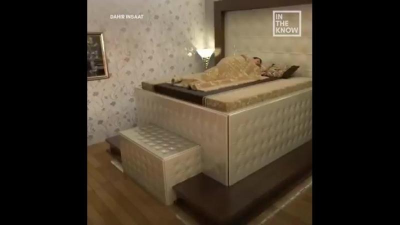 Dieses Erdbeben Proof Bett verwandelt sich in eine Sicherheits Kammer 🛏️
