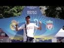 Первый день Фестиваля чемпионов в Киеве