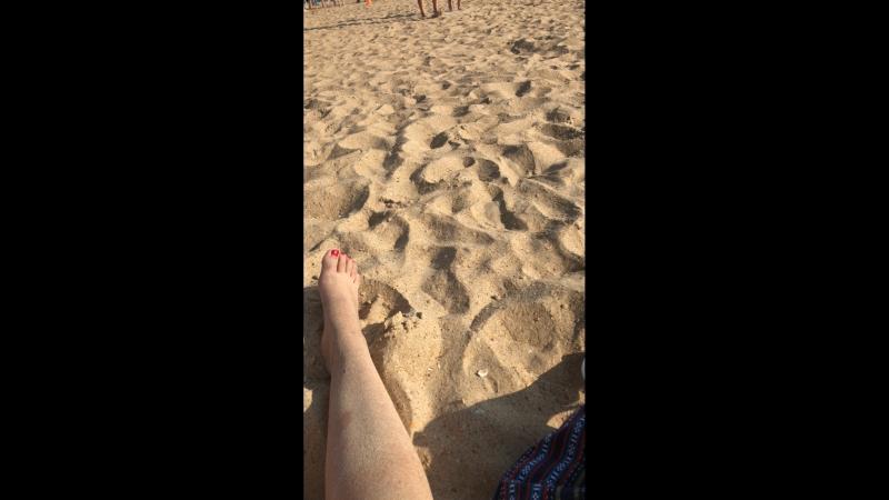 На море сидим