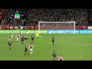Арсенал - Хаддерсфилд Таун 5:0 видео