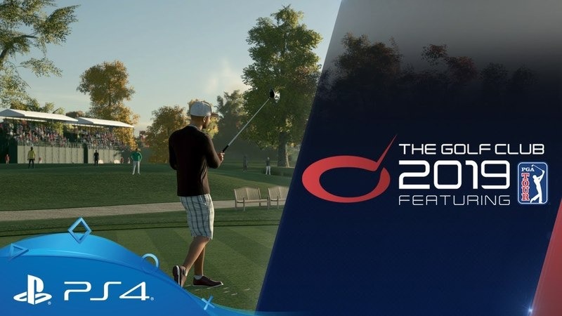 PS4\XBO - The Golf Club 2019