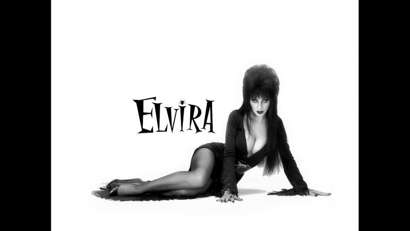 Elvira Mistress Of The Dark 1988 Эльвира повелительница тьмы 1988