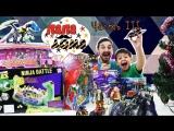 Папа Дома • Папа РОБ и ЯРИК: Финальная битва ЛЕГО НИНДЗЯГО LEGO Ninjago!