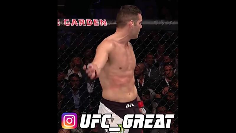 🔥Колено из ада! 👿💪 ❗️Поддержите лайком этот сумасшедший нокаут! ♥️ ☑️ Chris Weidman vs Yoel Romero 😱 🏆 Турнир: UFC 205 - Alvarez