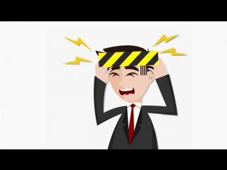 [DeeAFilm Studio] Из-за чего болит голова? | Перевод DeeAFilm