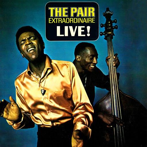 Carl Craig альбом The Pair Extraordinaire Live!