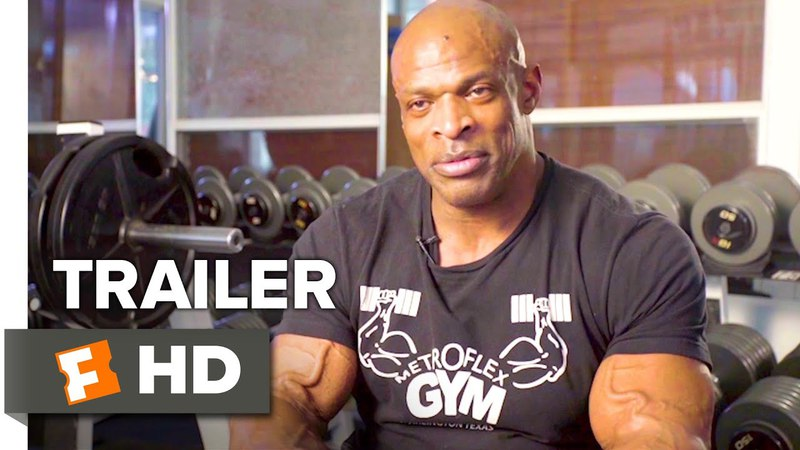 Ronnie Coleman The King Trailer 1 2018 Movieclips Indie