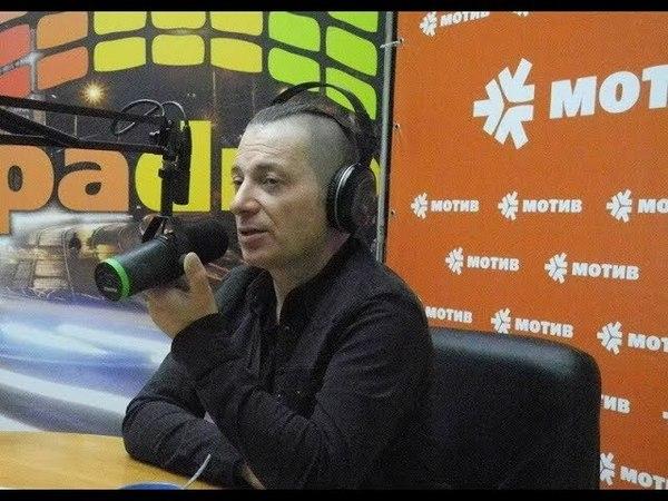 Вадим Самойлов на Экорадио Концерт в Нижнем Тагиле