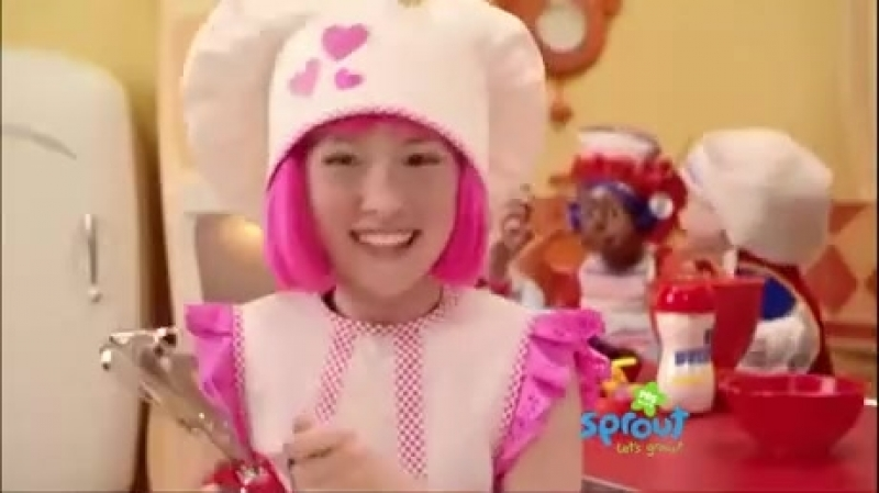 LazyTown Cooking by the Book A Lil Bigger Mix by Mastgrr