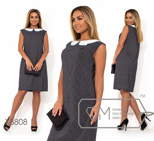 Платье № x8808 - черный