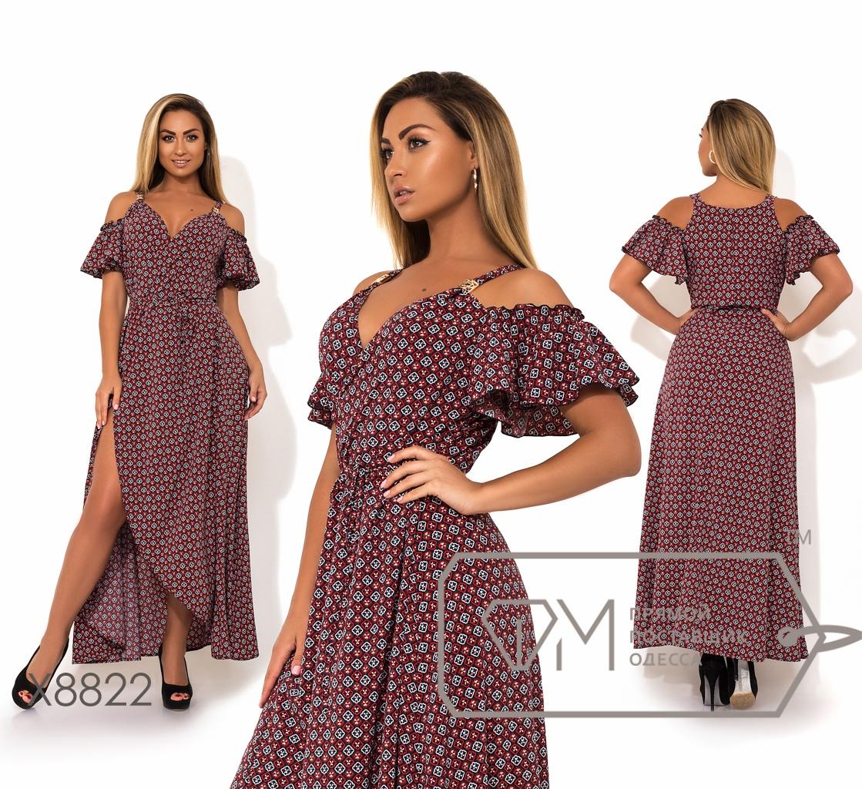 Платье № x8822 - на запах
