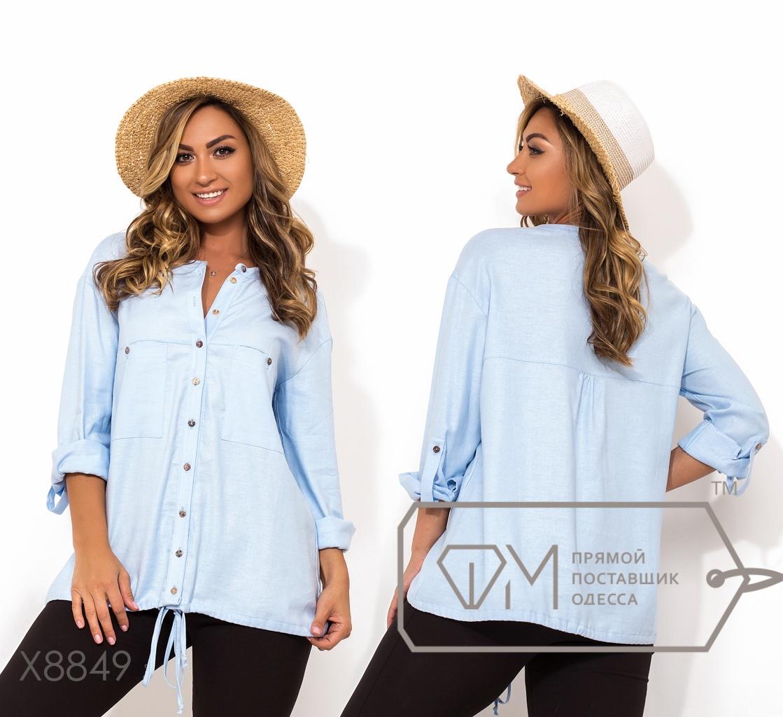 x8849 - блуза