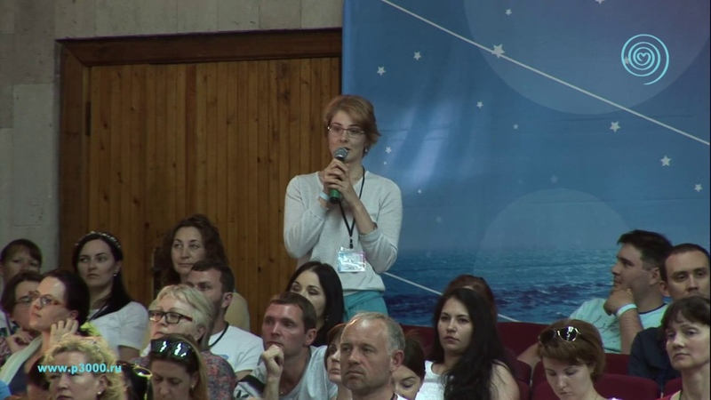 На что способна благодарность Пример участницы фестиваля Олег Гадецкий