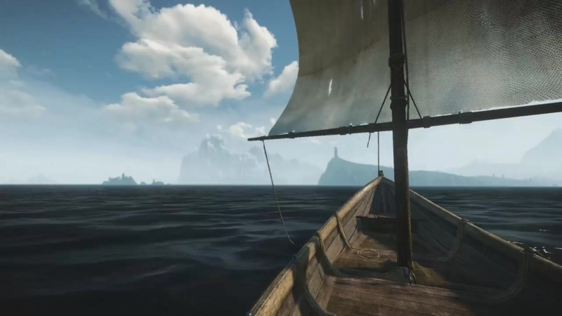 The Witcher 3 - First Person Mode