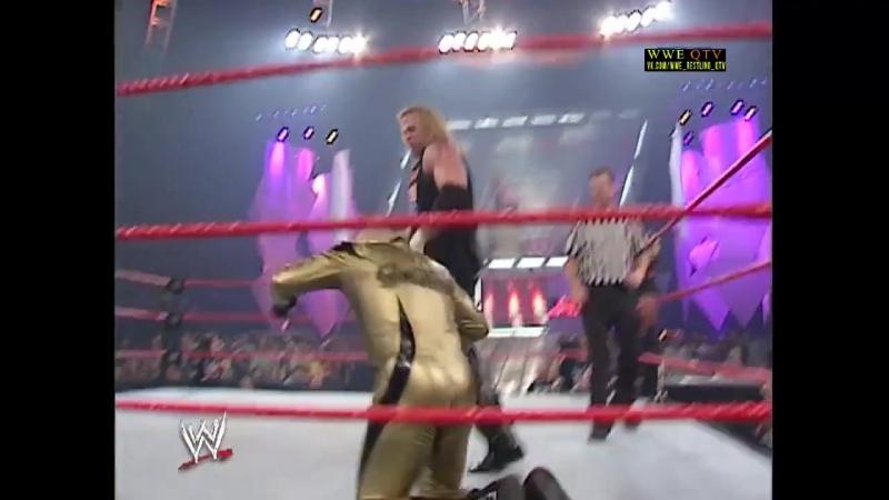 WWE QTV ☆ WWE RAW Фоменко 09 09 02 Booker T Goldust vs The Un Americans Test William Regal