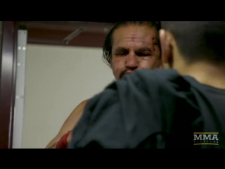 Behind the scenes with joey beltran, tony lopez after their bare knuckle fc bout - mma fighting