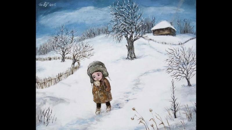 Мишки Из цикла Поэтические зарисовки Елены Куракиной по мотивам картин Нино Чакветадзе