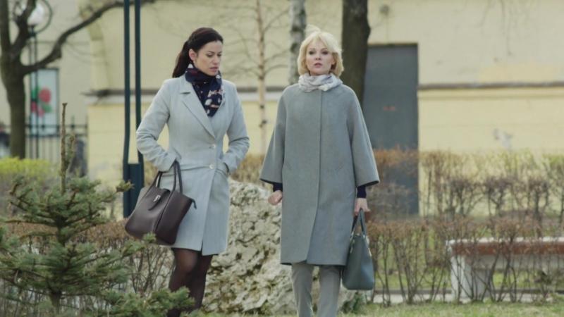 Анна Ковальчук в сериале Тайны следствия 17 (2017) - 2 серия