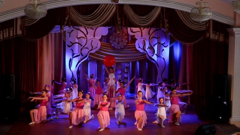 Районный танцевальный конкурс Лебединое озеро МБУ ОКДПМ Диалог