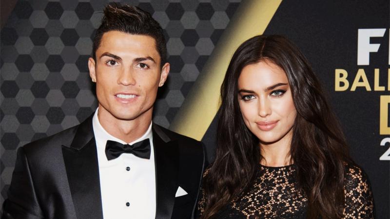 Cristiano Ronaldo Irina Shayk ● HD vine