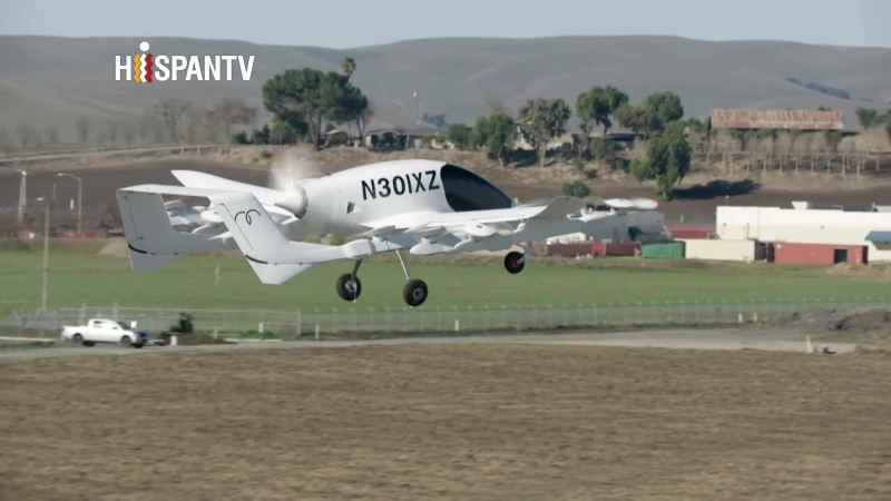 Alistan taxis voladores sin conductor en Nueva Zelanda