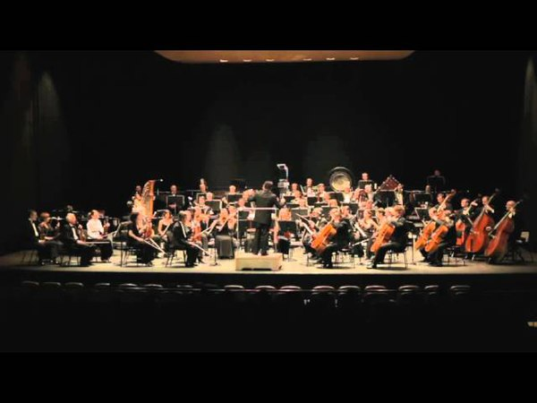 The FSO (Memoirs from a Geisha: Sayuri's Theme) - Constantino Martínez - Orts, conductor