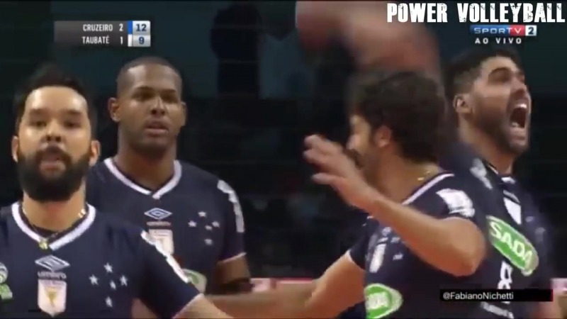 TOP 10 No Block Spikes. Crazy Volleybll Spikes (HD).