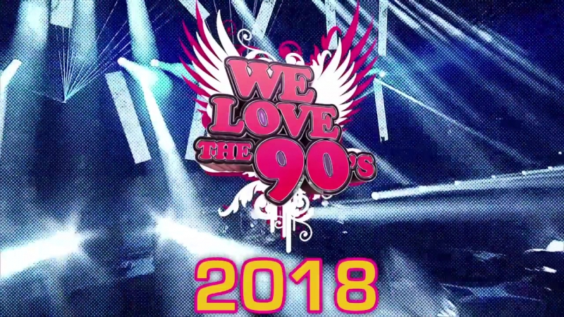 We Love The 90s 2018 - Promovideo