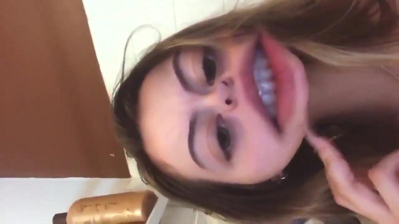 Таракан сел на рот