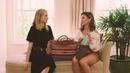 Rosie Huntington Whiteley looks inside Camila Coelho's makeup bag