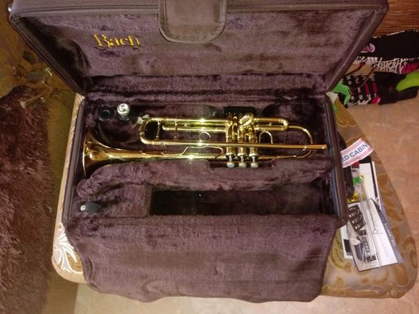 Труба Vincent Bach LT180-43 Stradivarius