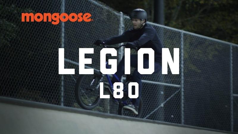 2018 Mongoose Legion L80 BMX