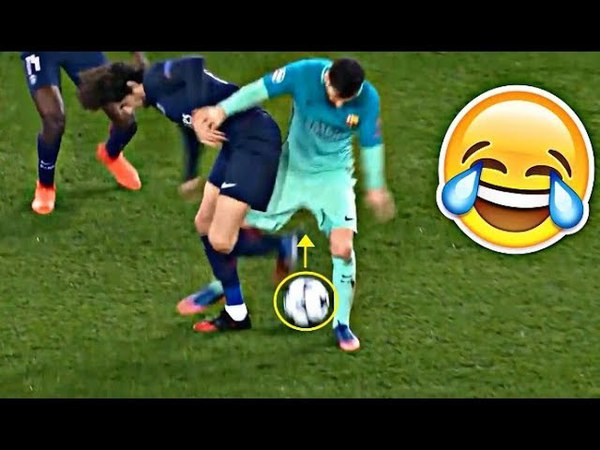As vezes em que Messi foi humilhado!