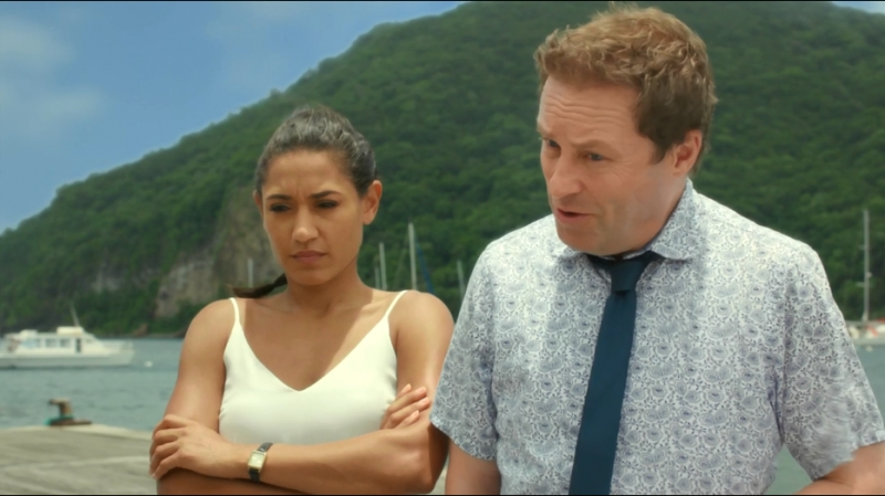 Death In Paradise : Season 7, Episode 6 (BBC One 2018 UK) (ENG)