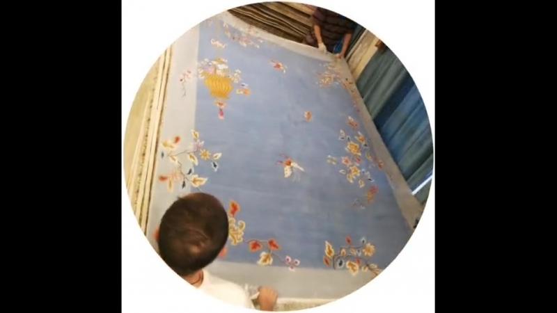 Chinese art deco wool carpet silk carpet Persian silk rug oriental rug Aubusson carpet