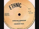 Frankie Paul - African Princess 12'