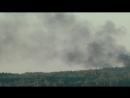 Ухта 20 июля 2018 год Продукты горения в черте города