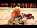 Nude Fight Club Mud Wrestling Çamur Güreşi 3