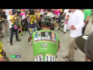Sagan po 17. etape TDF - rozhovor   25.7.2018