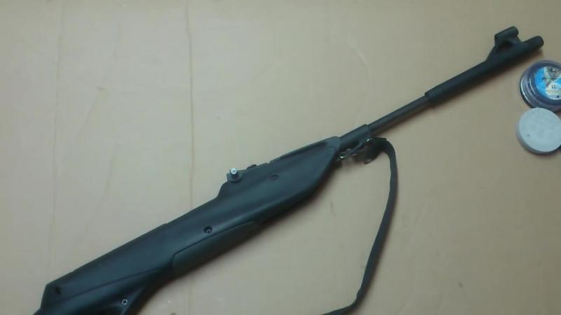 Пневматическая винтовка МР-512 Байкал. Обзор и Советы