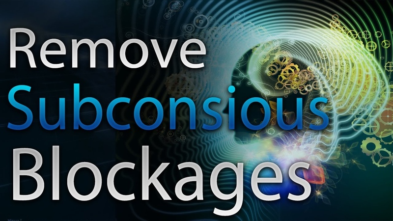 🎧 Remove Subconscious Blockages Frequency Subliminal | Vibration Energy | Simply Hypnotic