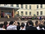 Танец с лицами учителей