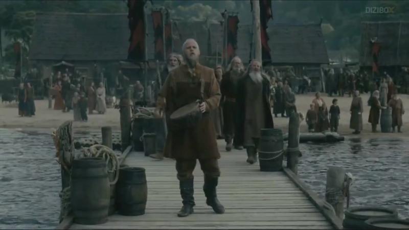 Сериал Викинги Einar Selvik Wardruna с сольными концертами в РФ