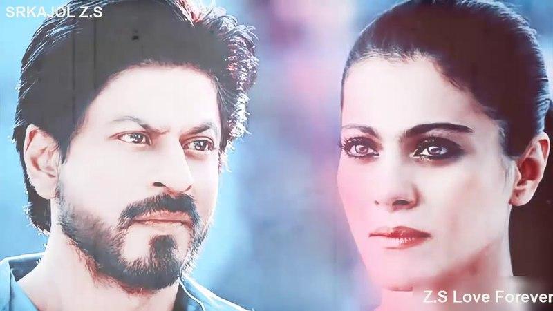 Shahrukh Khan, Kajol Rani - Dil Sambhal Ja Zara New Version 2018