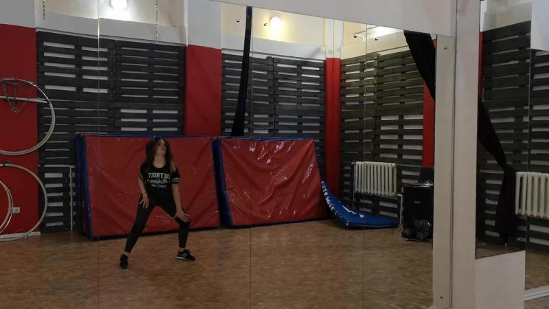 Choreographer Анастасия Швецова, Jazz Funk