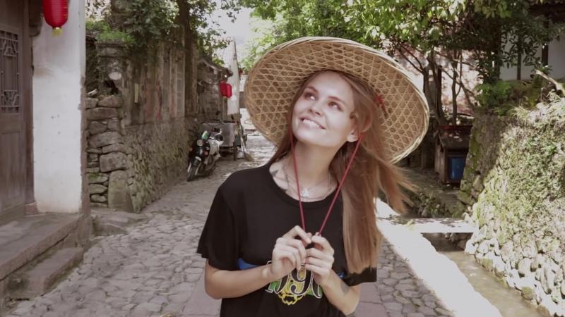 Keddo прогулка в Китайской провинции